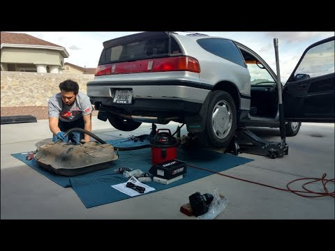 Track Parts For The CRX (Build Gets More Expensive)