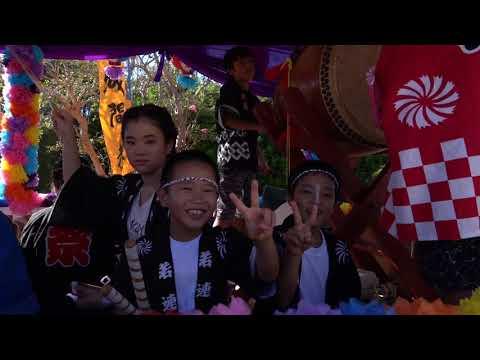 南大東島 豊年祭 pv