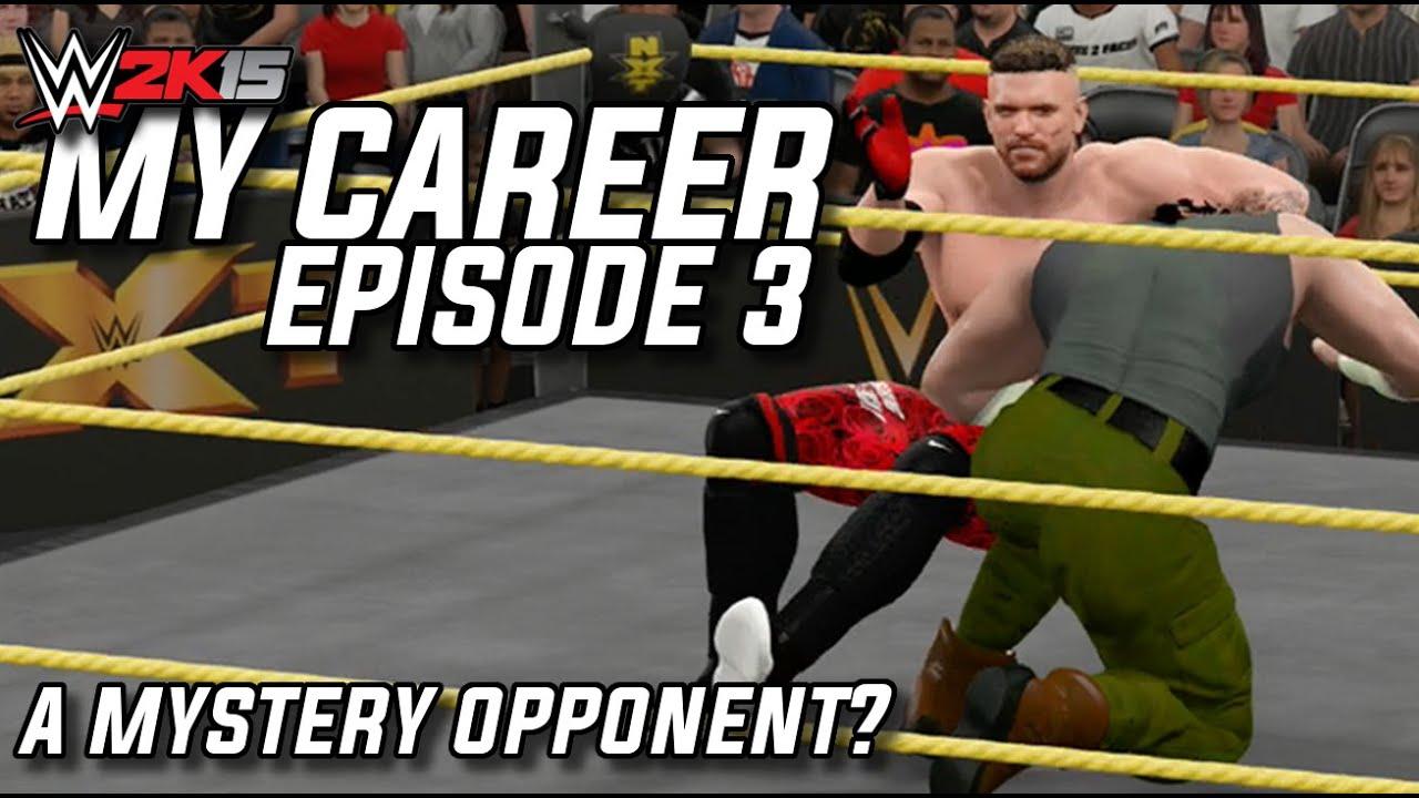Download WWE 2K15 My Career Mode: Dashing Delzinski - Mystery Opponent? (Ep.3)