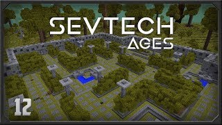 Sevtech EP14 Twlight Forest - The Quest for Journey Map PT2