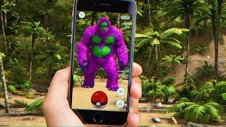Pokemon Go Evolved (Ark: Survival Evolved Cinematic)