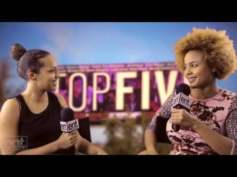 Hayley Marie Norman Talks Working With Chris Rock On Top Five