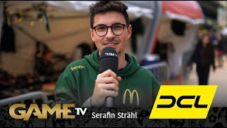 Game TV Schweiz - Serafin Strähl | McDonalds DCL Wild Card Team | DCL VADUZ