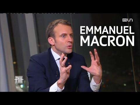 L'interview d'Emmanuel Macron