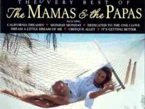 The Mamas & The Papas - It never rains in California - (Audiofoto).wmv