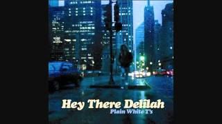hey there delilah plain-white tee