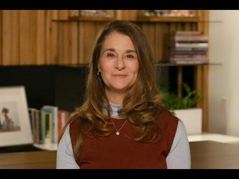 Melinda Gates, invitée de RTL
