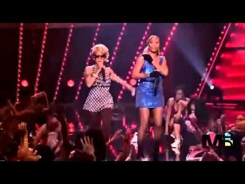 Timbaland, Eve, Keyshia Cole, Nelly Furtado & Ciara - Missy Elliott Tribute Live