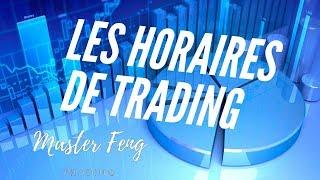 FORMATION TRADING GRATUITE [AVANCÉ LEÇON 4] CHOISIR LE BON HORAIRE POUR TRADER