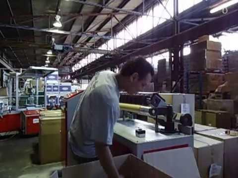 T 805 Yarı Otomatik Mihver Boru Boy Doğrama Makinesi (Çok Bıçaklı)