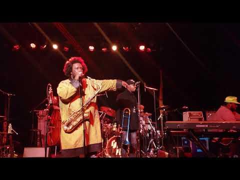 Fists of Fury - Kamasi Washington LIVE @ The Showbox, Seattle, WA 10/17/18