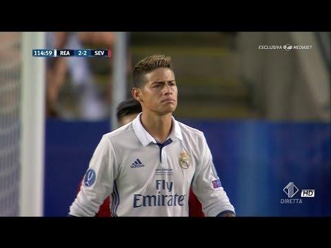James Rodriguez vs Sevilla (N) - 16/17 HD by JamesR10™