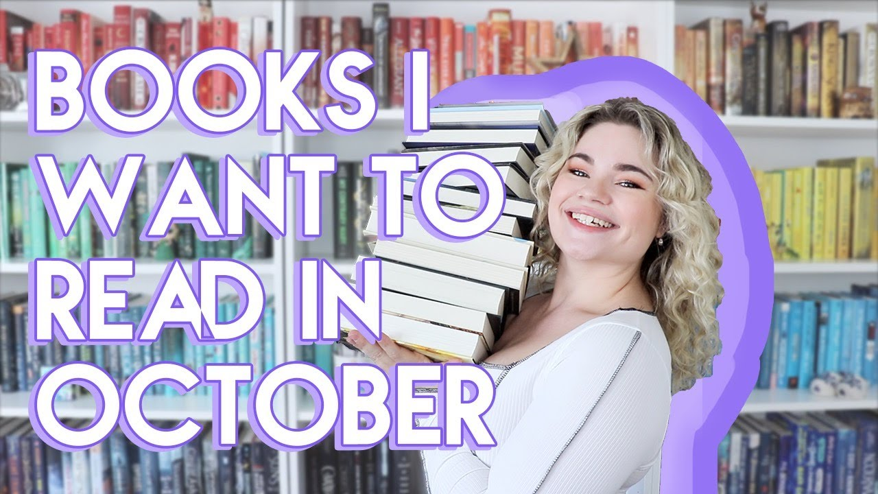 Download Books I Want to Read in October!