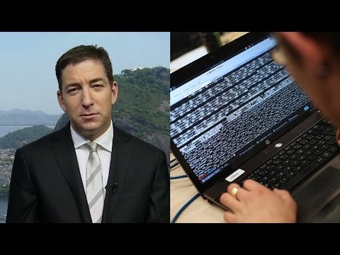 "Glenn Greenwald on ""Dearth of Evidence"" Linking Russia to WikiLeaks Release of DNC Emails"