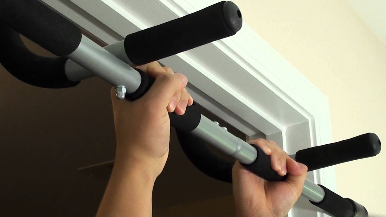 Review Pull Up Bar Iron Gym Youtube