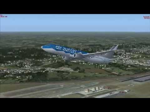 Microsoft Flight Simulator x ★ # 012 【ツ】Leipzig /Halle - München Franz Josef Strauß