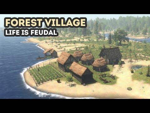 Life is feudal forest village рейдеры сюжетно ролевая игра как средство коррекции эциональных нарушений