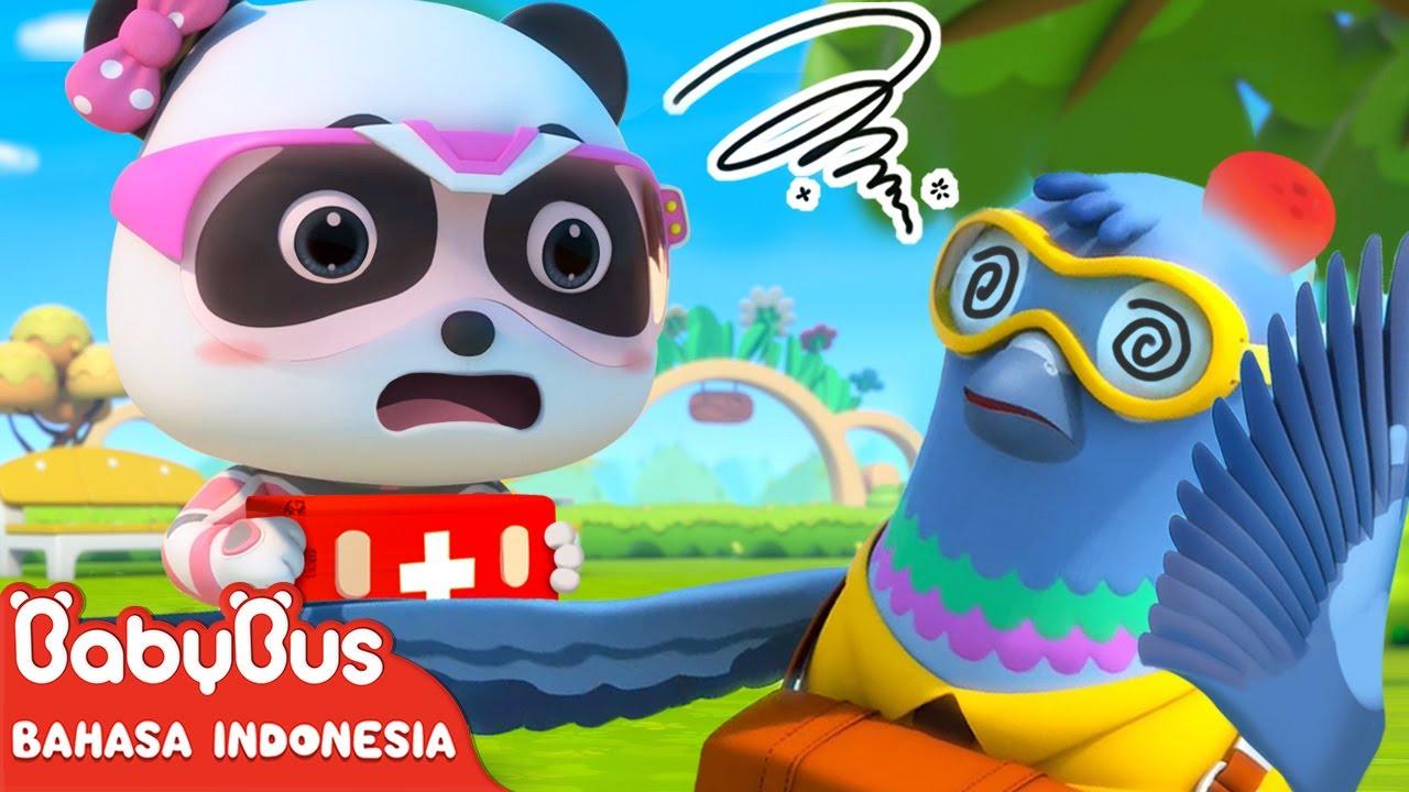 Kenapa Terjadi Banyak Hal Yang Sangat Aneh? | Kartun Anak Indonesia | BabyBus Bahasa Indonesia