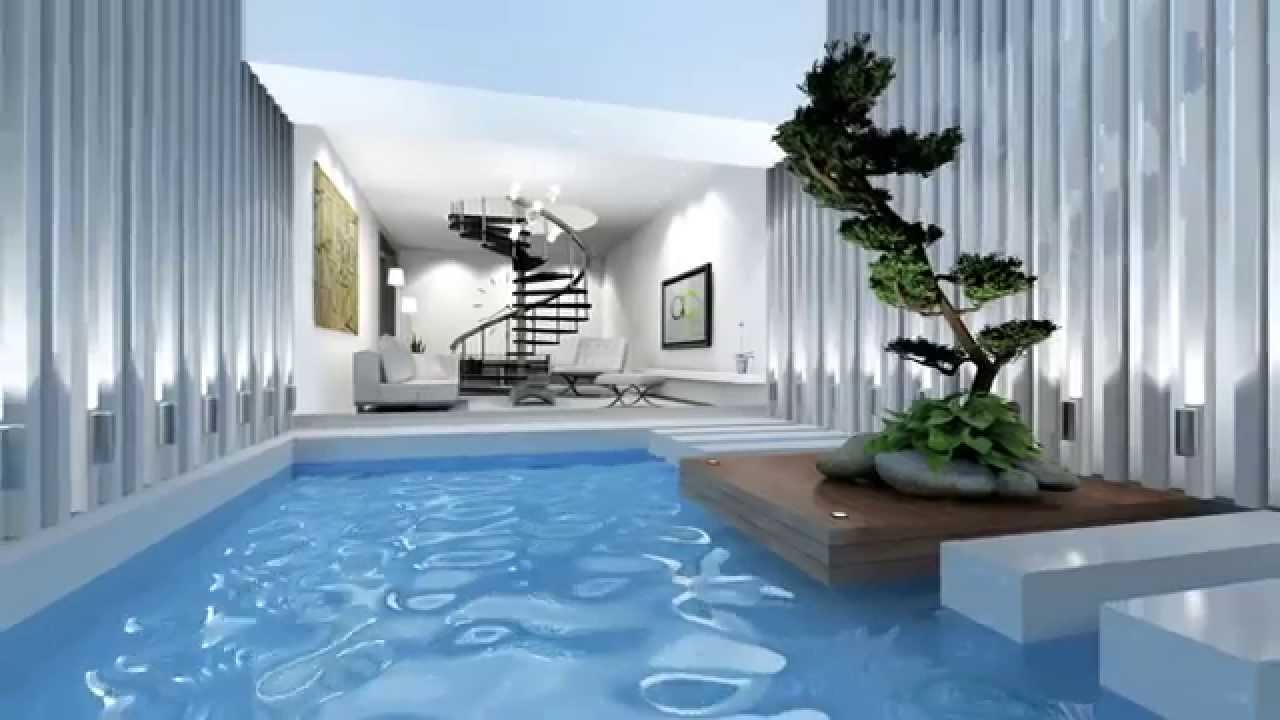 Intericad best interior design software youtube for Inside house decorating ideas