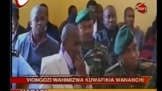 Dkt.Nchimbi Awataka Viongozi Halmshauri Za Njombe Kutumia Baskeli