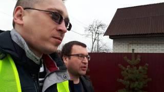 Веста 2017 / Дороги в Черноголовке 2017/ Веста по ямам / Состояние автодорог в черноголовке 2017