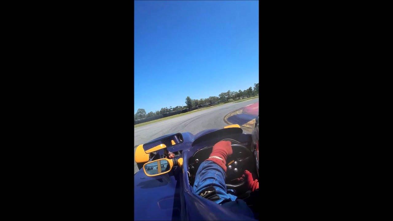 2015 Adelaide Motorsport Festival - Victoria Park Sprint