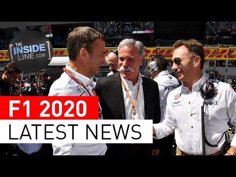 LATEST F1 NEWS: F1 2020 plans, Lando Norris, Romain Grosjean, Sebastian Vettel, and more.