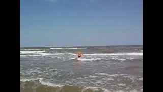 Азовское море. Кучугуры.