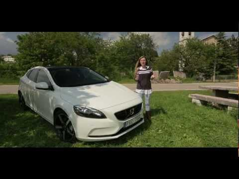 New 2012 Volvo V40 - Which? first drive