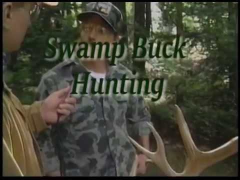 Tips For Hunting Swamp Bucks 1991