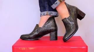 Обзор обувных новинок больших размеров