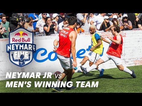 Neymar Jr VS Hungary | Red Bull Neymar Jr's Five 2019