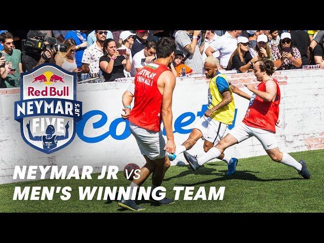 Neymar Jr VS Hungary   Red Bull Neymar Jr's Five 2019