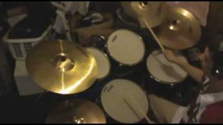 Lamb Of God - Grace Drum Cover - Wrath