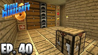PRANKING SOMEONE ON THE SERVER!!! |H6M| Ep.40 How To Minecraft Season 6 (SMP)