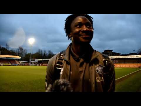 Josh Kayode on weekend wins and international duty