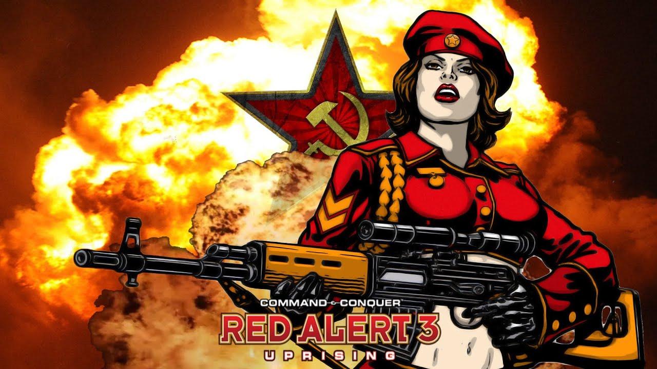 Command conquer red alert 3 прохождение