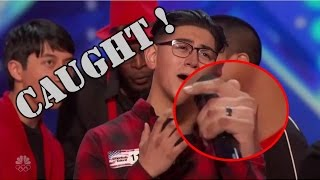 America's Got Talent Auditions REAL or FAKE?! (what?)