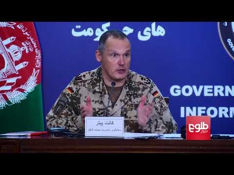 Troops Withdrawal Part Of Khalilzad, Taliban Talks