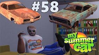 Moje Letnie Sprzedawanie Wraków  My Summer Car (#58)