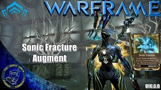 Warframe: Banshee Sonic Fracture Augment | Thoughts & Impressions