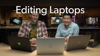 Finding the best laptop for video editing
