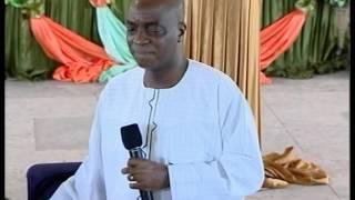 TTG - Dr David Oyedepo on life-long learning PT 1