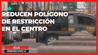 Reducen poligono de restricción   Las Noticias Puebla