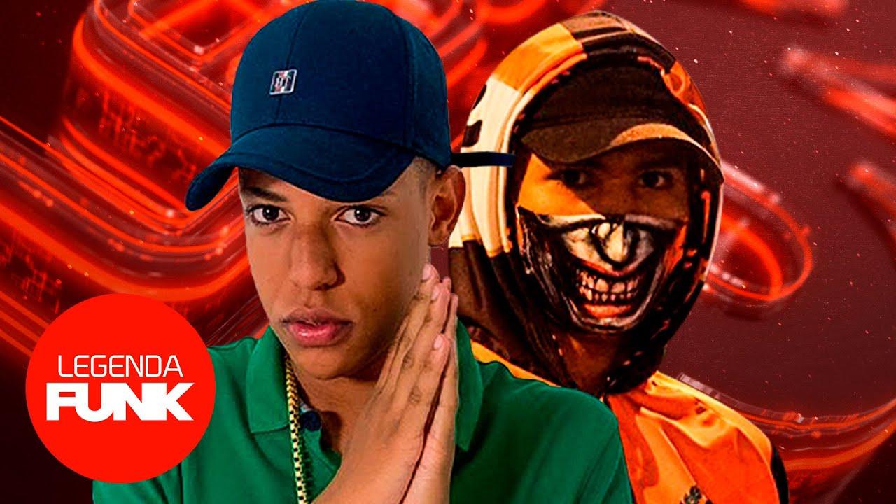 MC KZS e MC RN do Capão - Bandida Chavona (DJ Hunter)