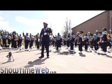 Southern University Human Jukebox Marching Band - 2017 Mardi Gras Parade