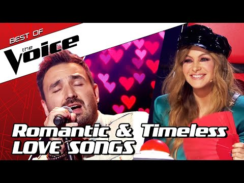TOP 10 | The best LOVE SONGS in The Voice