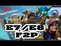 BEAST 7 & 8 F2P 5 & 6 Sterne Runen Farmen || Skylanders Ring Of Heroes [Deutsch/German]