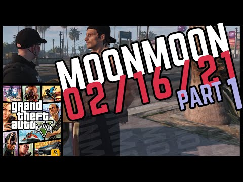 [02-16-21] MOONMOON - Yung Dab Jailbreak as Orchestrated from the Perspective of Lenny Hawk