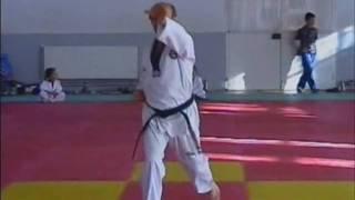 11-Taekwondo-ibrahim yeşildağ-Poomse Koryo Siyah kuşak-1.Dan.wmv